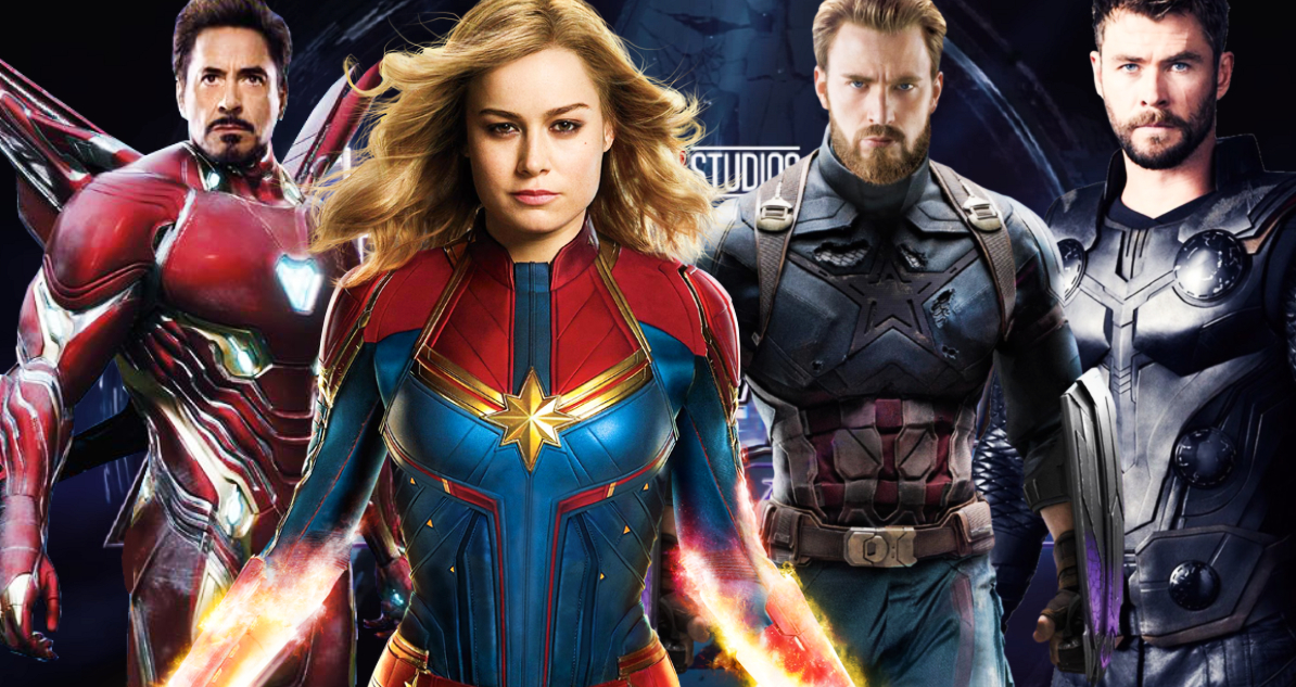 Is Captain America And Captain Marvel The Same