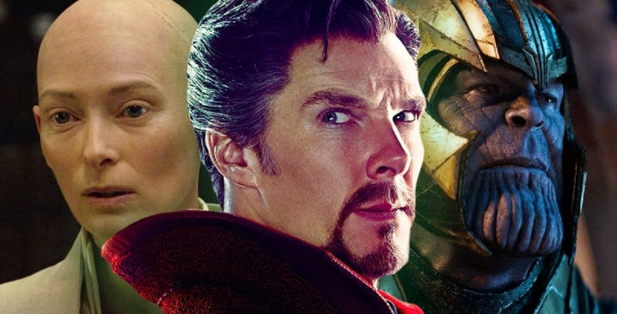All New Endgame Theory Suggests That This Is What Doctor Strange Had