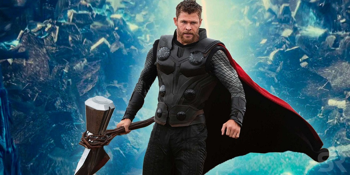 Thor S New Weapon Stormbreaker Can Tear Apart Planets Geeks On Coffee