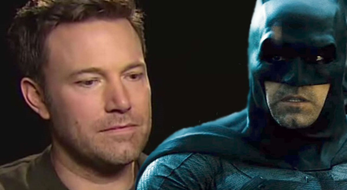 Watch Ben Affleck Say Goodbye to the DCEU: I'm Not Batman