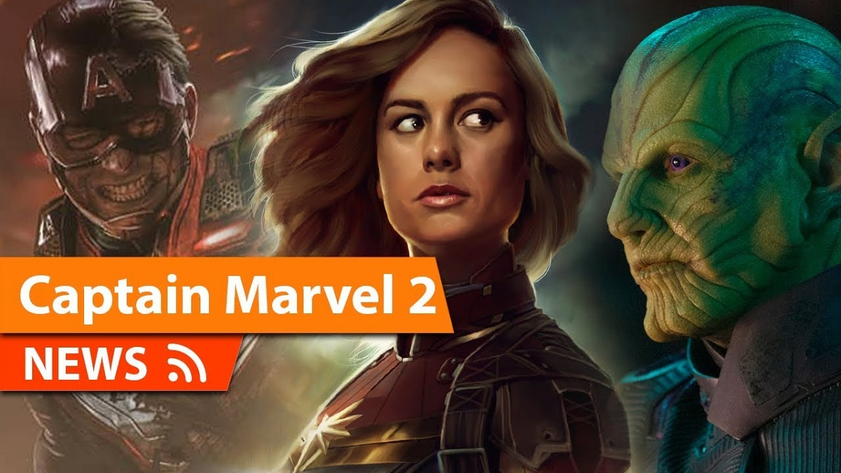 captain marvel 2: kevin feige teases that the movie may be