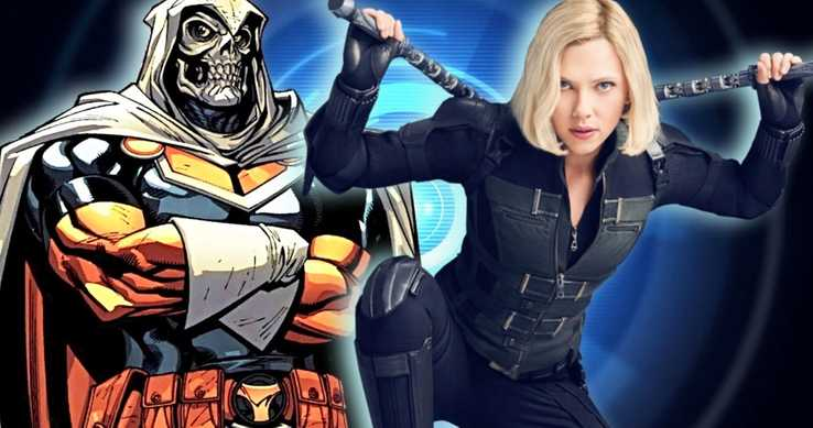 Will Taskmaster Be The Main Villain In The Black Widow Solo
