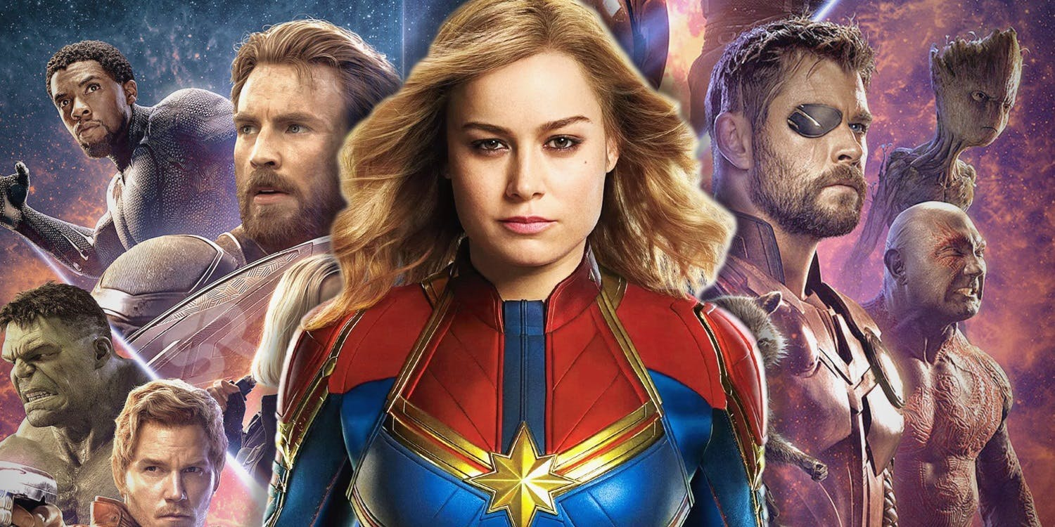 kevin feige confirms that brie larson's captain marvel will lead the