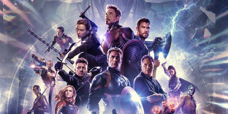 What's The Movie Budget To Create Spectacle Like Avengers