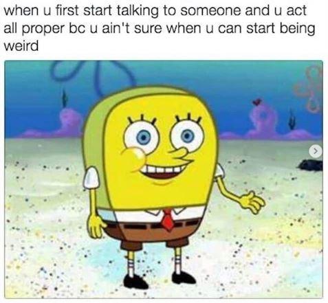 Funny Spongebob Memes