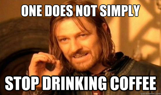 Hilarious Coffee Memes