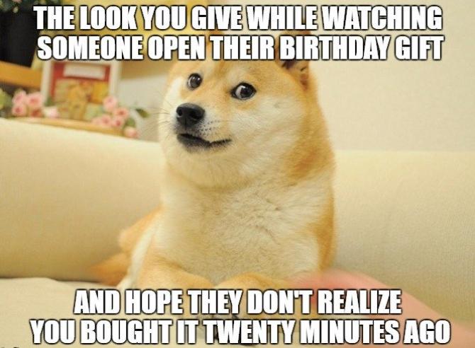 boisterous Birthday Memes