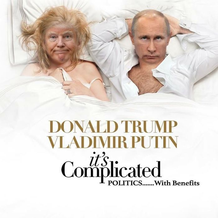 boisterous Trump Memes
