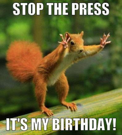 jocular Birthday Memes
