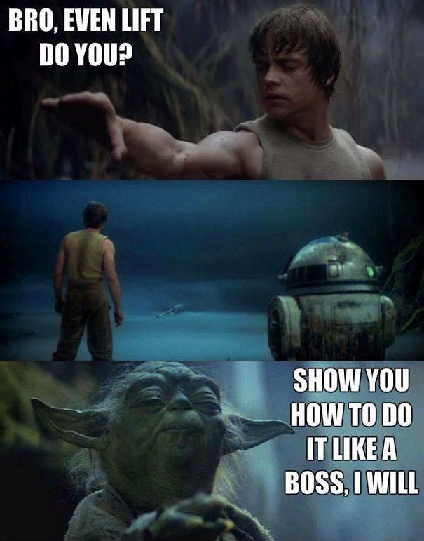 lively Star Wars Memes