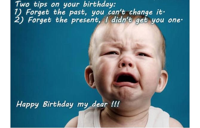 noisy Birthday Memes