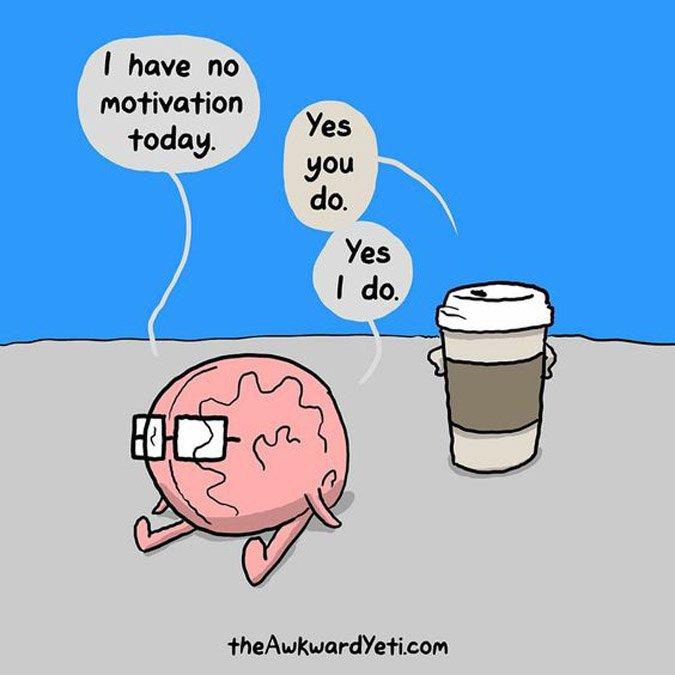 rib-tickling Coffee Memes