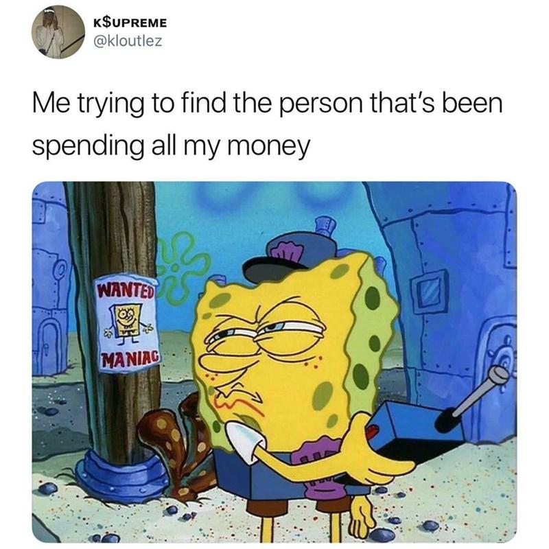 rib-tickling Spongebob Memes