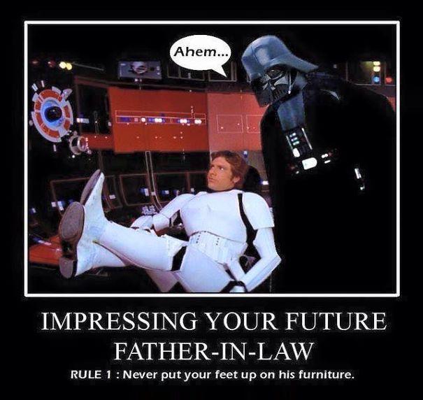 rib-tickling Star Wars Memes