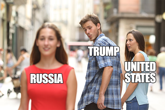 rib-tickling Trump Memes