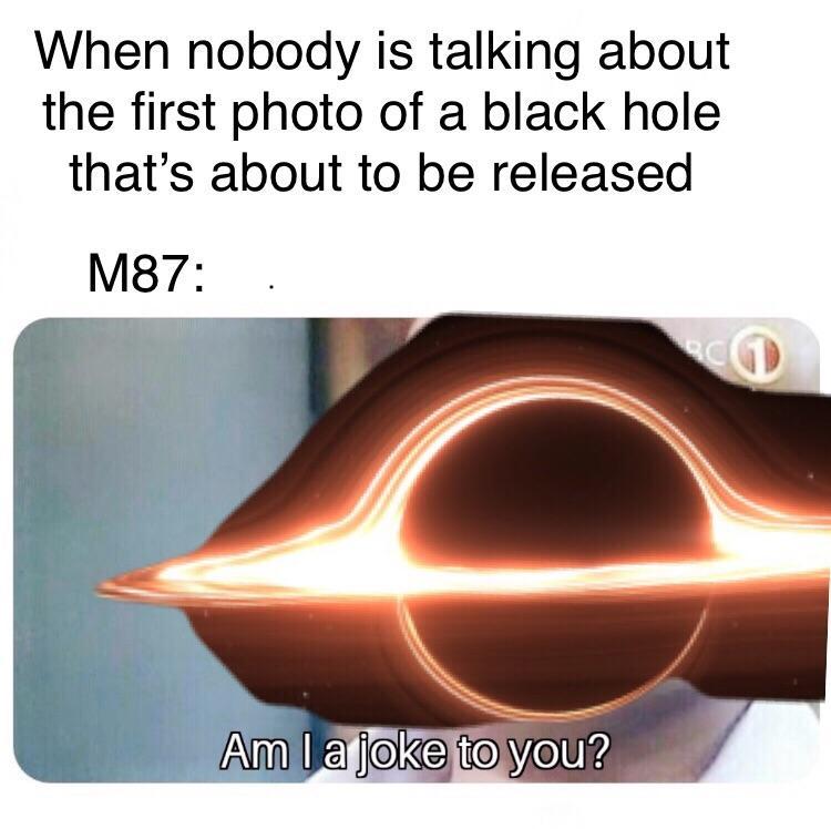 riotous Black Hole Memes