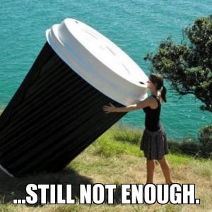 rowdy Coffee Memes