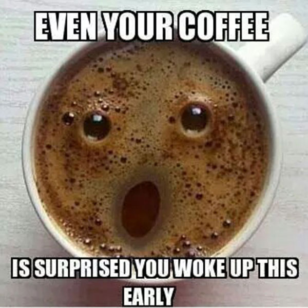 sparkling Coffee Memes