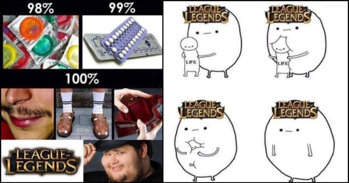 85 Funny League Of Legends Memes That Are Incredibly Hilarious