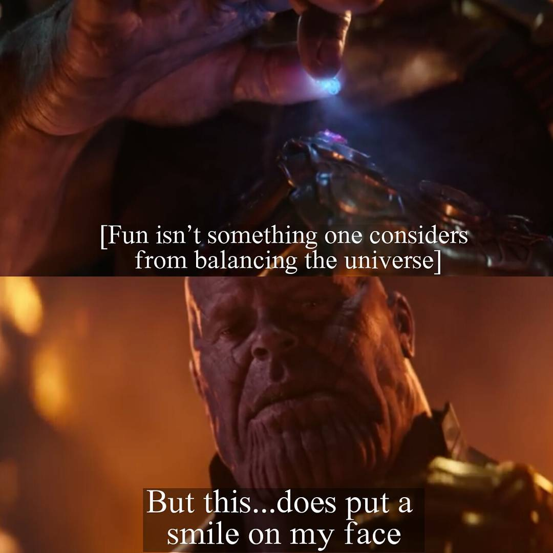 Funny Thanos Memes