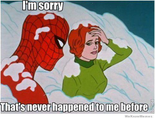 boisterous Spider-Man Memes