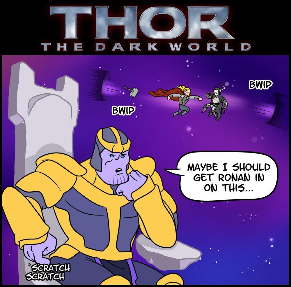 cheerful Thanos Memes