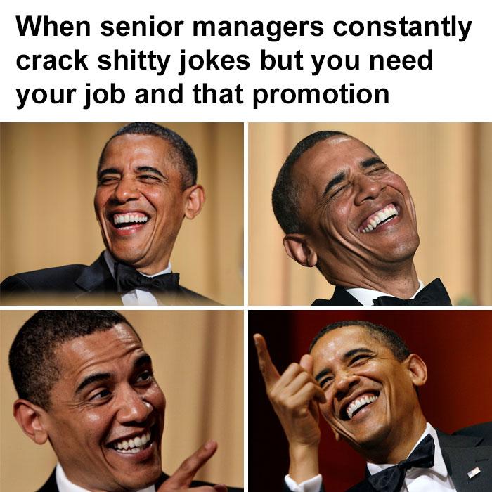 cheerful Work Memes