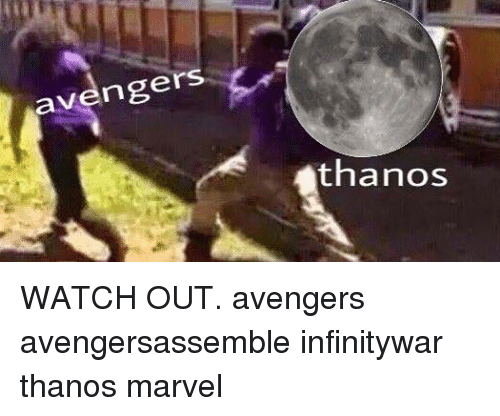 chucklesome Thanos Memes