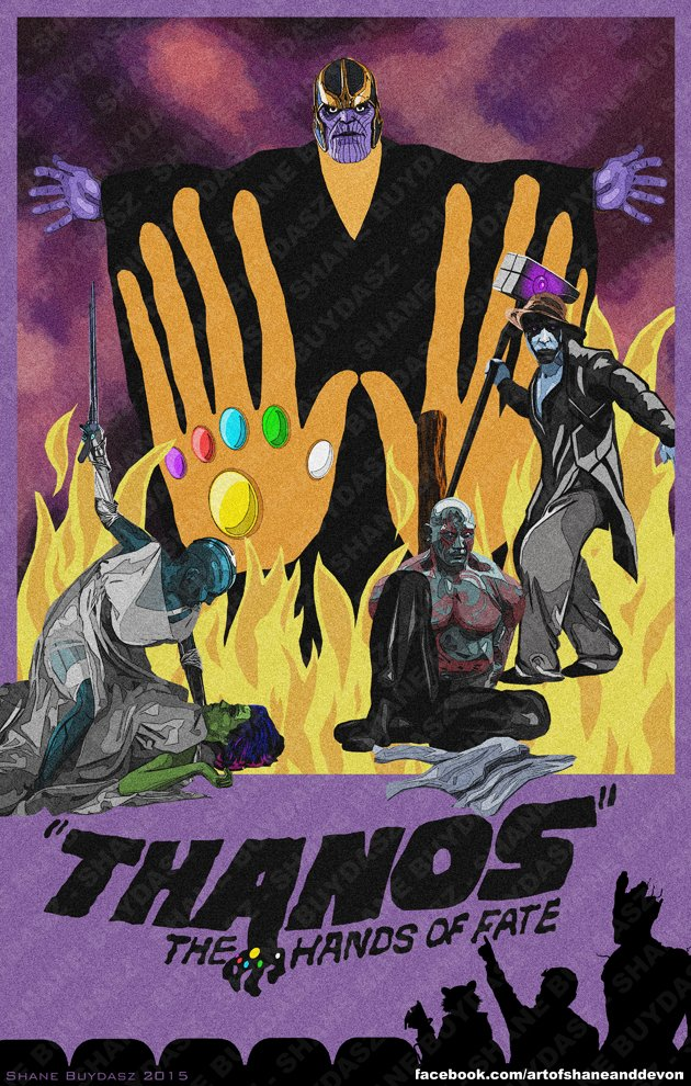 comic Thanos Memes