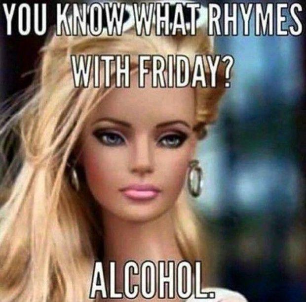 droll, Friday memes