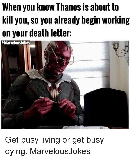 entertaining Thanos Memes