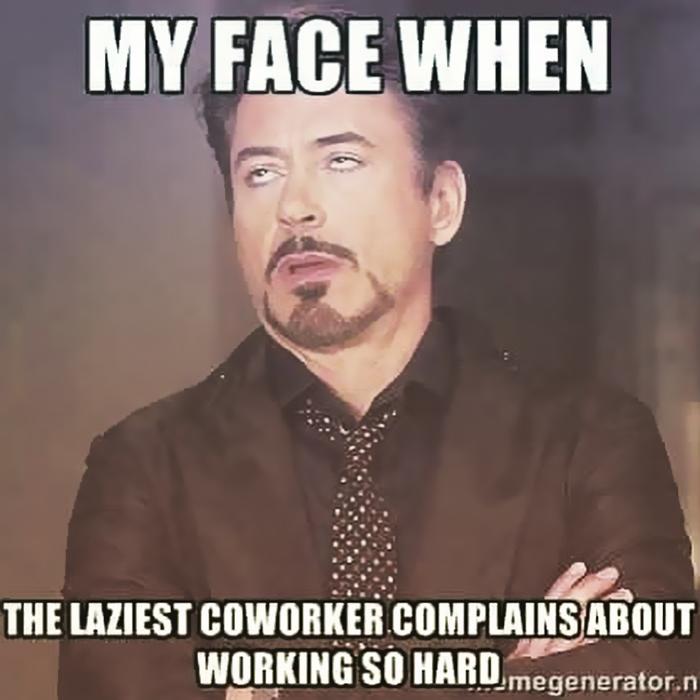 entertaining Work Memes