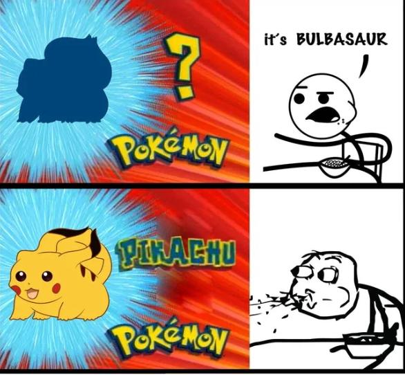 high-spirited Pokemon Memes