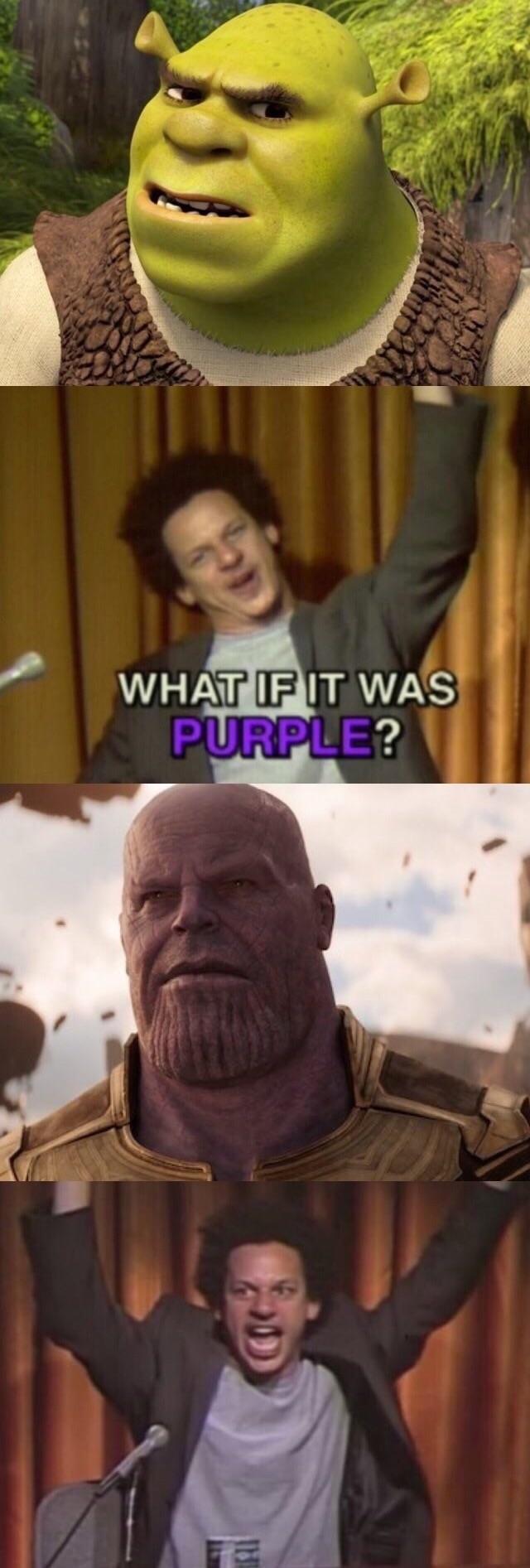 high-spirited Thanos Memes