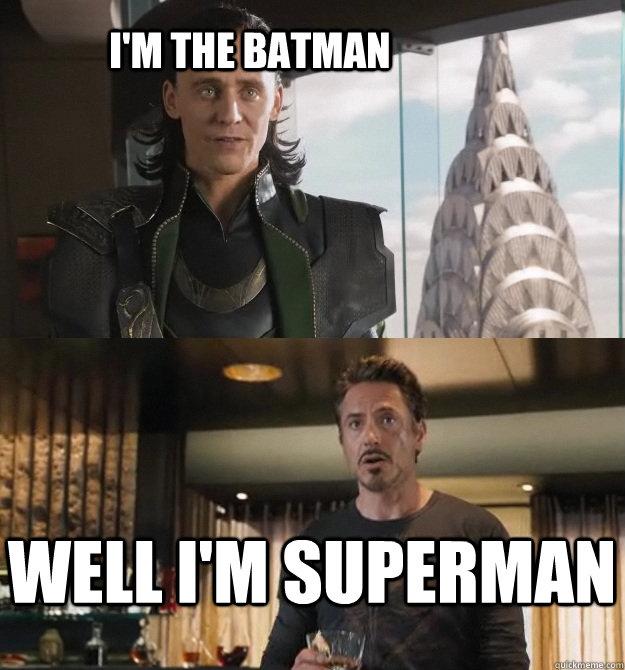 humorous Iron Man Memes