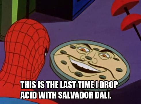humorous Spider-Man Memes