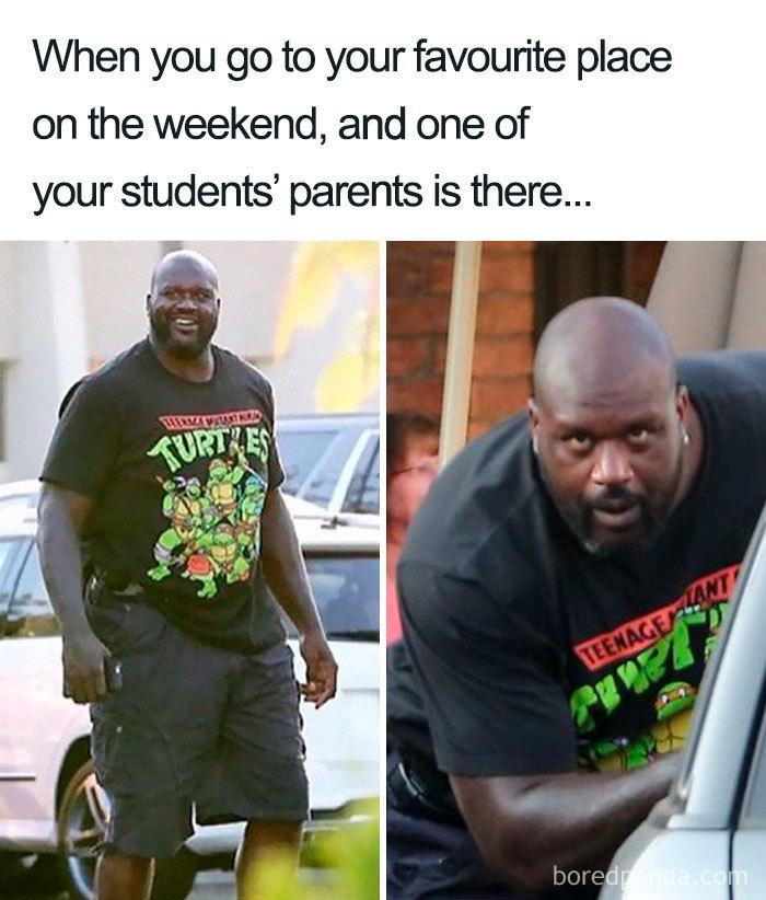 jocular Teacher Memes