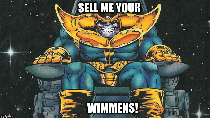jolly Thanos Memes