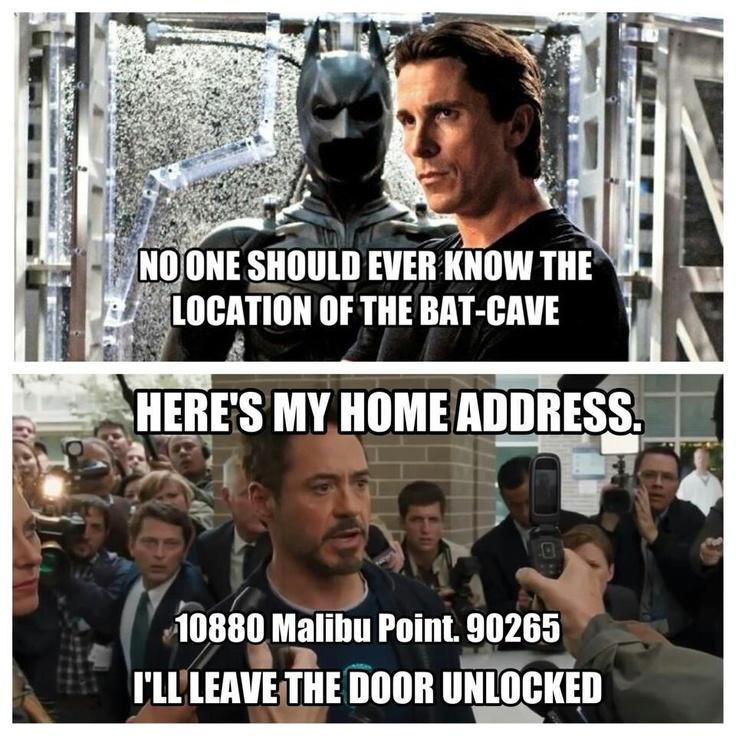 jovial Iron Man Memes