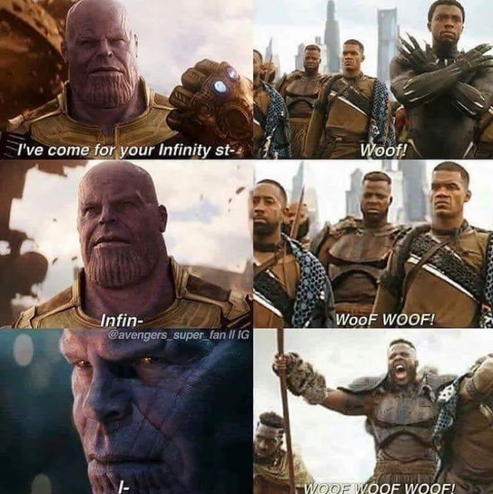 laughable Thanos Memes