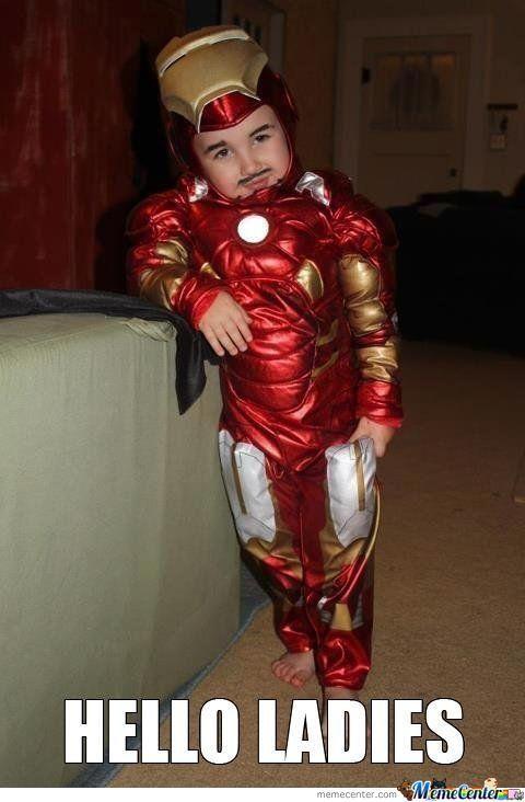 lively Iron Man Memes