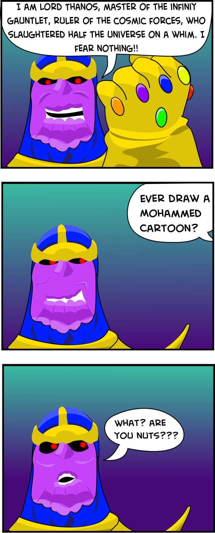 lively Thanos Memes