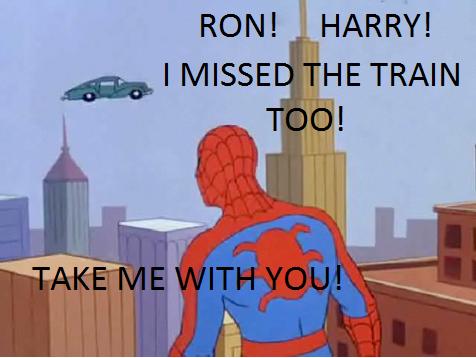 merry Spider-Man Memes