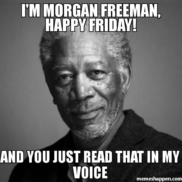 mirthful Friday memes