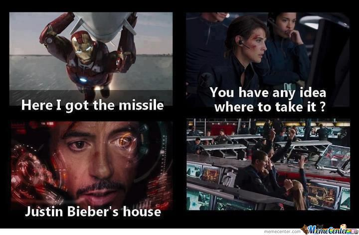 rib-tickling Iron Man Memes