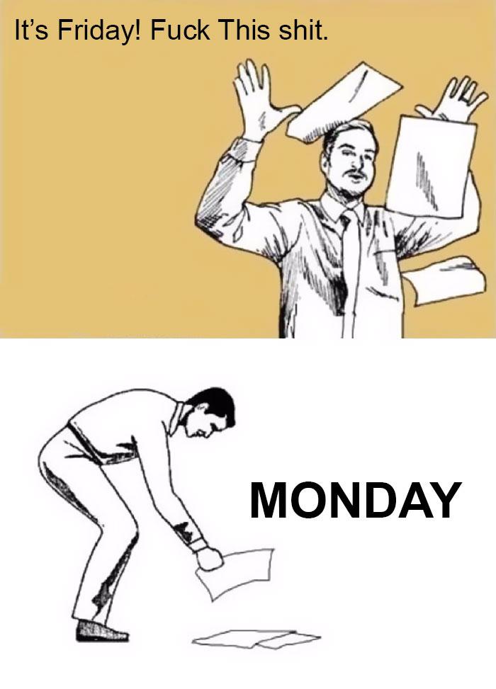 riotous Work Memes