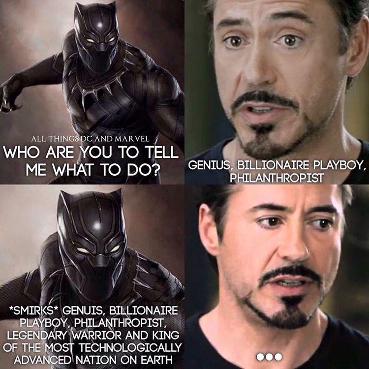 rowdy Iron Man Memes