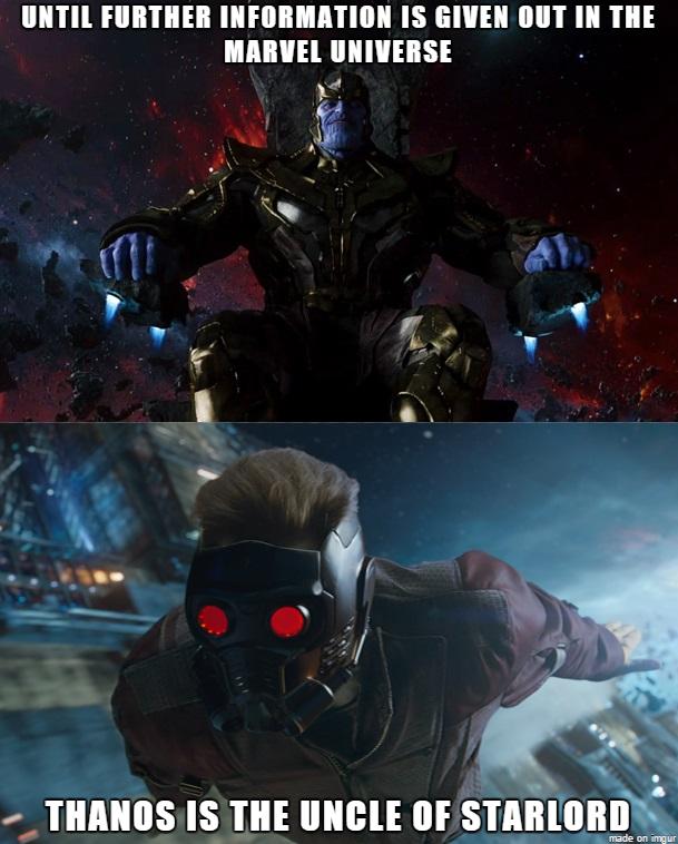 rowdy Thanos Memes