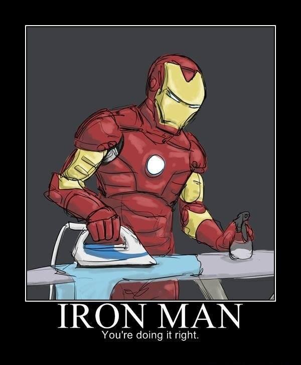 uproarious Iron Man Memes