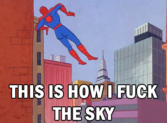 uproarious Spider-Man Memes